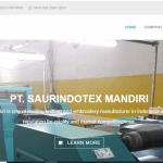 Lowongan Kerja Teknisi Produksi PT. Saurindotex Mandiri